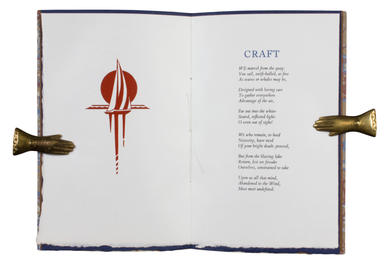 Craft. Richard OUTRAM.