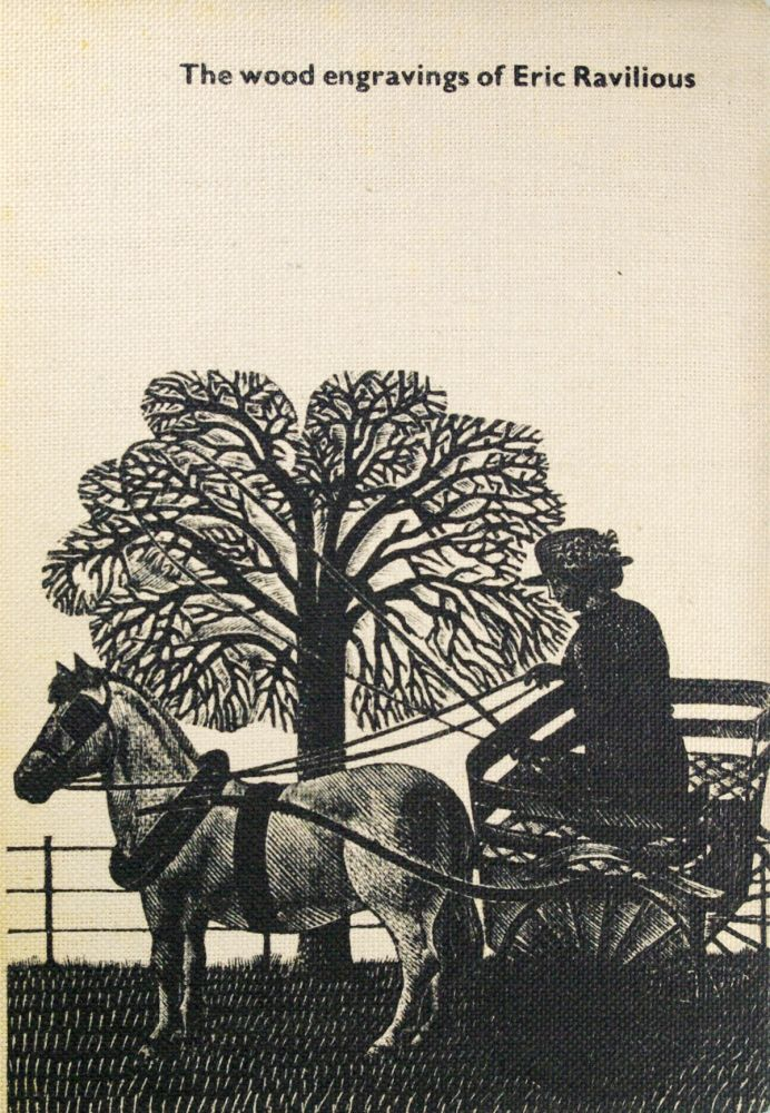 The Wood Engravings of Eric Ravilious | With an introduction by J.M. Richards. THE LION AND UNICORN PRESS.