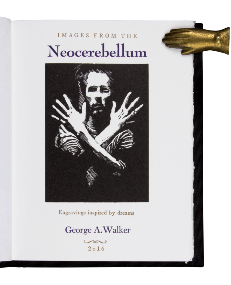 Images from the Neocerebellum. George WALKER.