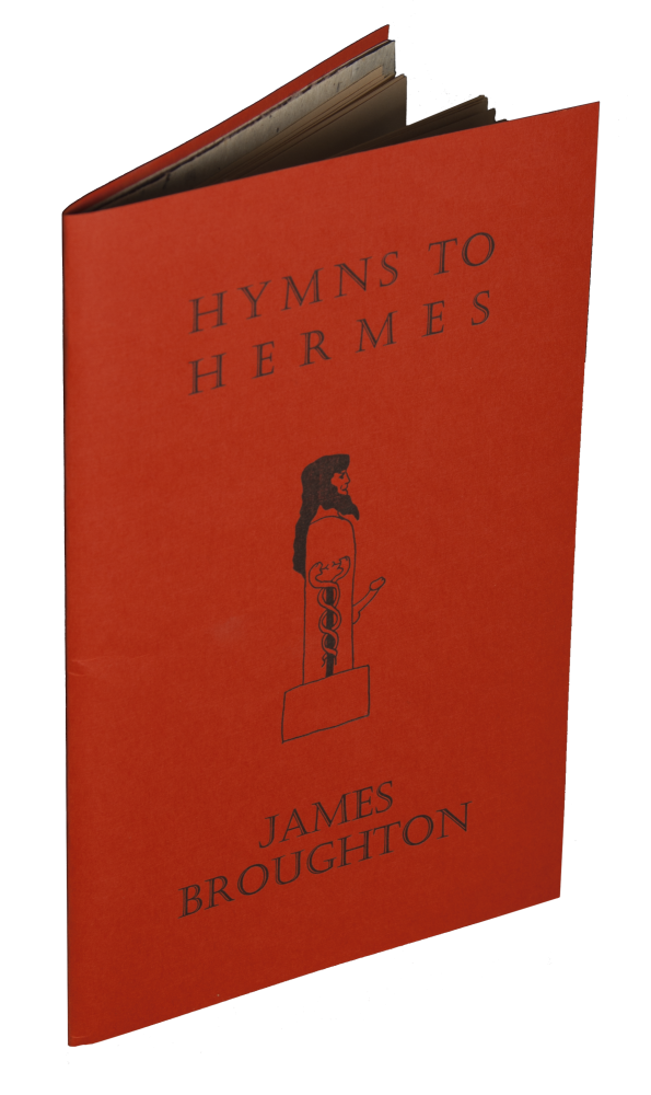 Hymns to Hermes. James BROUGHTON.