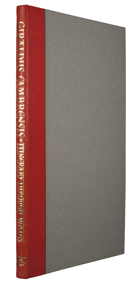 Giraldus Cambrensis | Itinerary Through Wales. GERALD Of WALES, Brynley F. ROBERTS.
