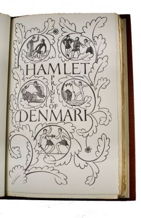 The Tragedy of Hamlet, Prince of Denmark.
