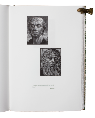 Simon Brett | An Engraver's Progress.; A Selection of Engravings | with an Introduction by the artist.