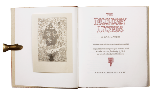 The Ingoldsby Legends | A Gallimaufry.; elected and Edited, with notes & an Afterword, by Crispin...