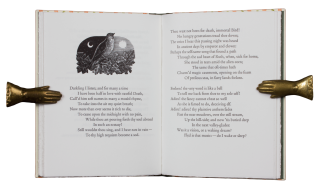 Fancy: 8 Odes of John Keats.; Wood engravings by Andy English.