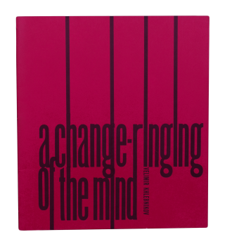 a change-ringing of the mind | (an extract from Zangezi). Velimir KHLEBNIKOV, trans Glenn Goluska