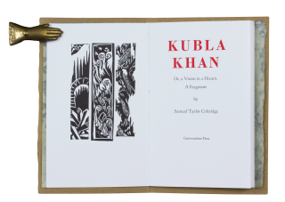 Kubla Khan; | Or, a Vision in a Dream. A Fragment. Samuel Taylor COLERIDGE