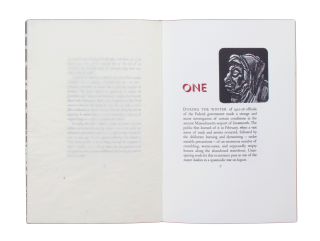 The Shadow Over Innsmouth; | with wood engravings by Shinsuke Minegishi based on drawings by Hieronymus Bosch.