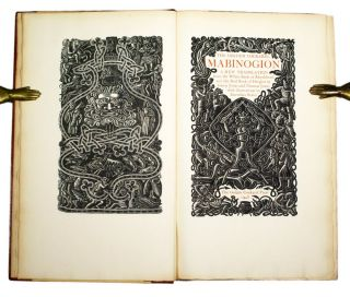 Mabinogion | A New Translation from the White Book of Rhyddrech and the Red Book of Hergest.