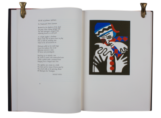 CIRCUS | The Artist as Saltimbanque; | Illustrations by Walter Bachinski.