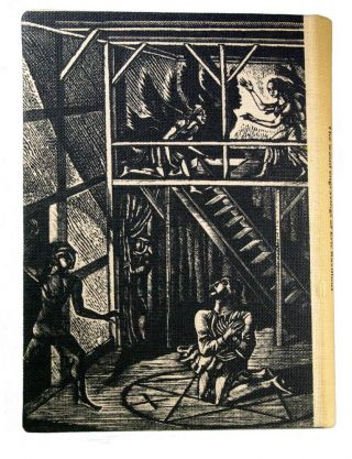 The Wood Engravings of Eric Ravilious | With an introduction by J.M. Richards