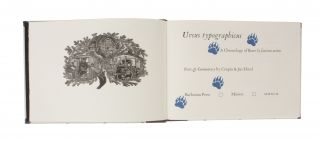Ursus Typographicus; | A Chronology of Bears by fourteen artists | Texts & Commentary by Crispin & Jan Elsted.