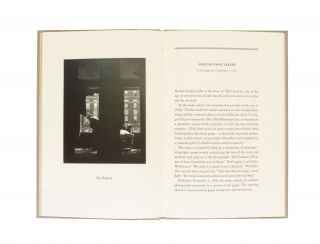 Harlem; | The Artist's Annotations on a City Revisited in Two Classic Photographic Essays | Introduction & Interview by Michael Torosian.