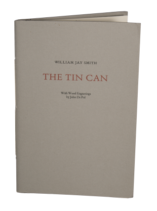 The Tin Can. William Jay SMITH, by John DePol