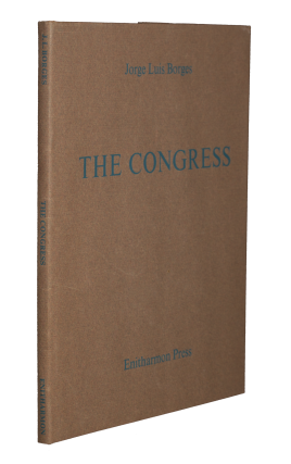 The Congress. Jorge Luis BORGES.