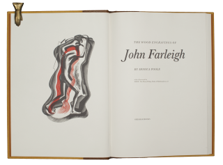 The Wood Engravings of John Farleigh. GRESHAM BOOKS, Monica POOLE.