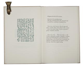 Ideograms in China.; Translated from the French by Gustaf Sobin.