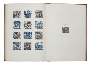Hellmuth Weissenborn |Engraver.; With an autobiographical introduction by the artist.